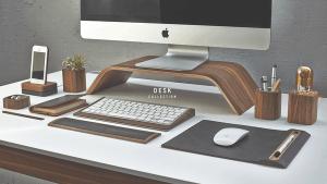 Stylische Schreibtischeinrichtung von GROVEMADE | Gadgets | Was is hier eigentlich los? | wihel.de