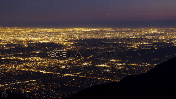 Timelapse: Above LA | Awesome | Was is hier eigentlich los?