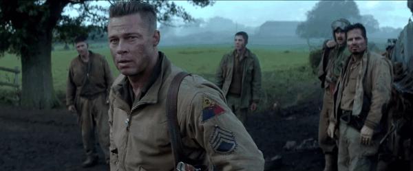 Trailer: Fury