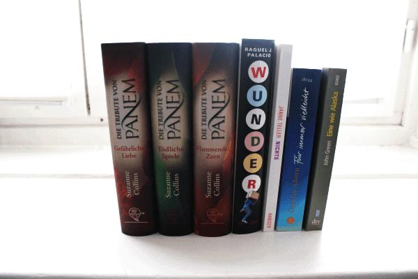 Meine Top 5... Bücher