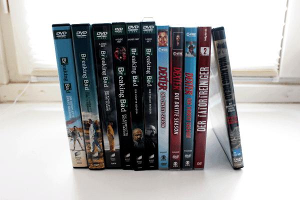 Meine Top 5... Serien | Kino/TV | Was is hier eigentlich los?