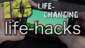 Nur ein paar Lifehacks für zwischendurch | Was gelernt | Was is hier eigentlich los? | wihel.de