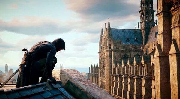 Das Gameplay von Assassin's Creed Unity