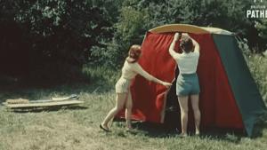 Das Roller-Zelt oder der Zelt-Roller | Werbung | Was is hier eigentlich los? | wihel.de