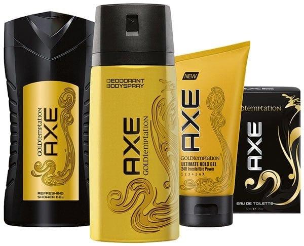 Gewinnspiel: AXE Dark & Gold Temptation - Zwei Düfte, doppelte Versuchung | sponsored Posts | Was is hier eigentlich los?