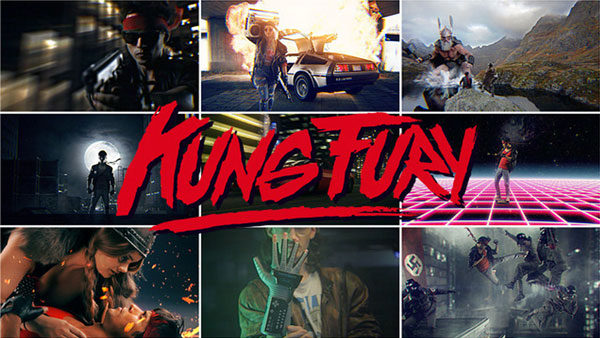 Trailer: Kung Fury | Awesome | Was is hier eigentlich los?