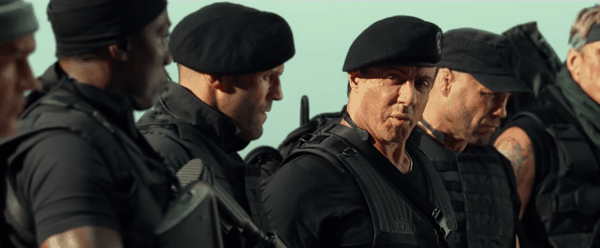 Trailer No. 3: The Expendables 3