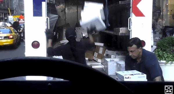 Wie man bei FedEx arbeitet - Eine Compilation