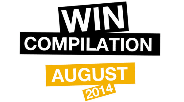 Win-Compilation im August 2014 | Win-Compilation | Was is hier eigentlich los? | wihel.de