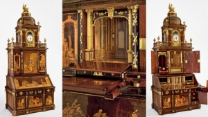 Alt, aber fantastisch: Der Schreibtisch von Friedrich Wilhelm II. | Gadgets | Was is hier eigentlich los? | wihel.de