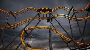 Die Batman-Achterbahn | WTF | Was is hier eigentlich los? | wihel.de