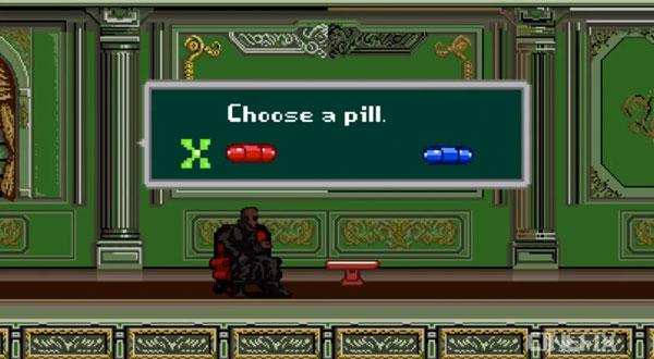 Matrix als 8-Bit Videospiel | Nerd-Kram | Was is hier eigentlich los? | wihel.de