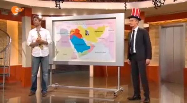 Neues aus der Anstalt: Die Geschichte des Mittleren Ostens im Schnelllauf | Was gelernt | Was is hier eigentlich los? | wihel.de
