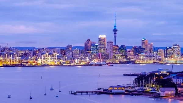 Timelapse: A Tranquil City - Auckland | Timelapse | Was is hier eigentlich los?