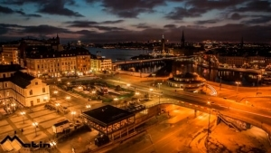 Timelapse: The heart of Scandinavia | Timelapse | Was is hier eigentlich los? | wihel.de