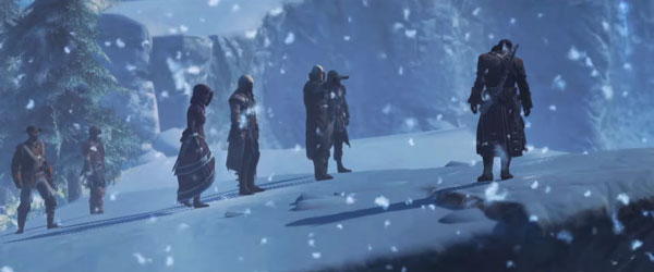Trailer: Assassin's Creed Rogue
