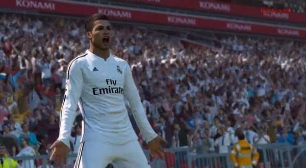 Trailer: Pro Evolution Soccer 2015