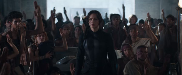 Trailer: The Hunger Games: Mockingjay | Kino/TV | Was is hier eigentlich los?