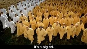Wirklich große Werbung für Carlton Draught | Werbung | Was is hier eigentlich los? | wihel.de