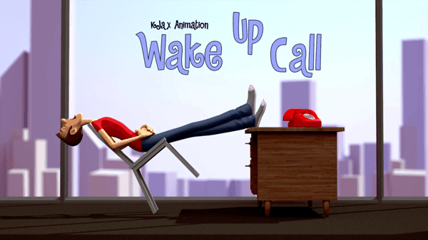 der-wake-up-call
