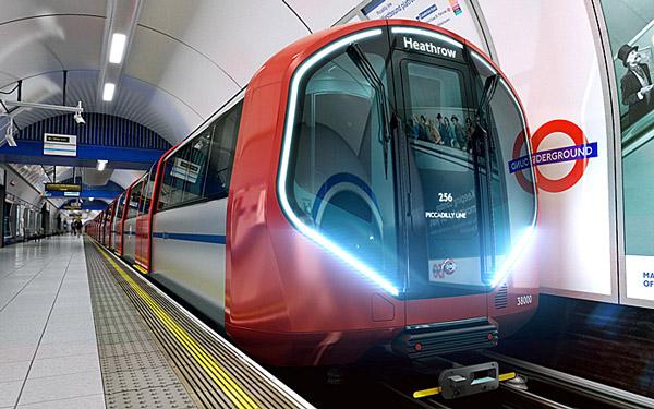 Die neuen U-Bahnen in London | Gadgets | Was is hier eigentlich los? | wihel.de