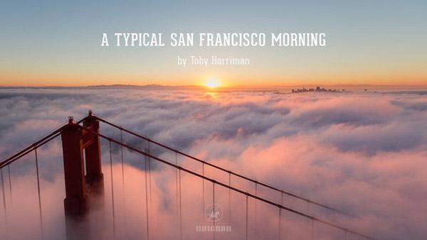 Ein typischer Morgen in San Francisco | Timelapse | Was is hier eigentlich los? | wihel.de