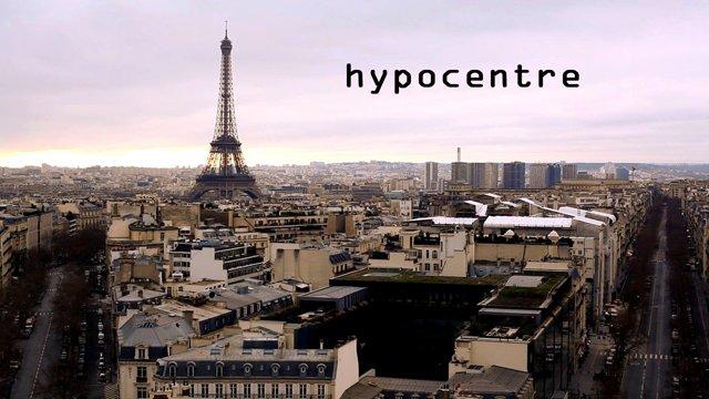 hypocentre - Paris menschenleer | Travel | Was is hier eigentlich los?