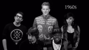 Pentatonix zeigen uns die Evolution der Music | Musik | Was is hier eigentlich los? | wihel.de