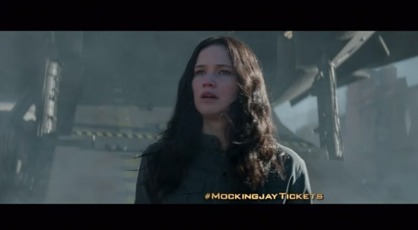 Teaser: Mockingjay Part 1 - Return to District 12 | Kino/TV | Was is hier eigentlich los?