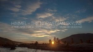 Timelapse: Himmel - The Norwegian Skyline | Timelapse | Was is hier eigentlich los? | wihel.de