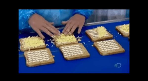Wie Industrie-Sandwiches hergestellt werden
