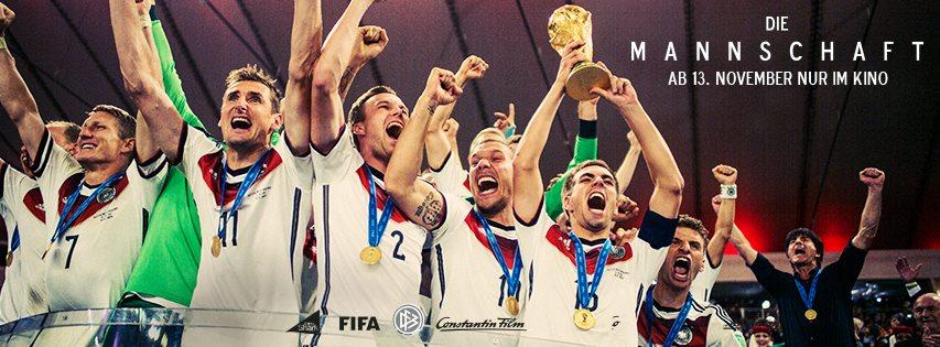 WM-Trailer: Die Mannschaft