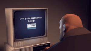 Der Captcha-Code - Eine Ausgeburt der Hölle | Animation | Was is hier eigentlich los? | wihel.de