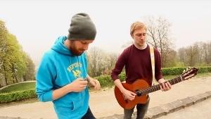 Nils Christian Wédtke - Ach, Bielefeld | Musik | Was is hier eigentlich los? | wihel.de