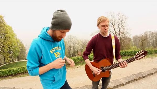 Nils Christian Wédtke - Ach, Bielefeld | Musik | Was is hier eigentlich los?
