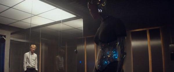Trailer: Ex Machina | Kino/TV | Was is hier eigentlich los? | wihel.de
