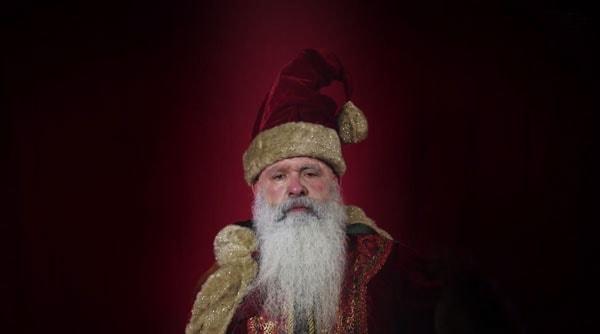 Das Geheimnis des Weihnachtsmanns