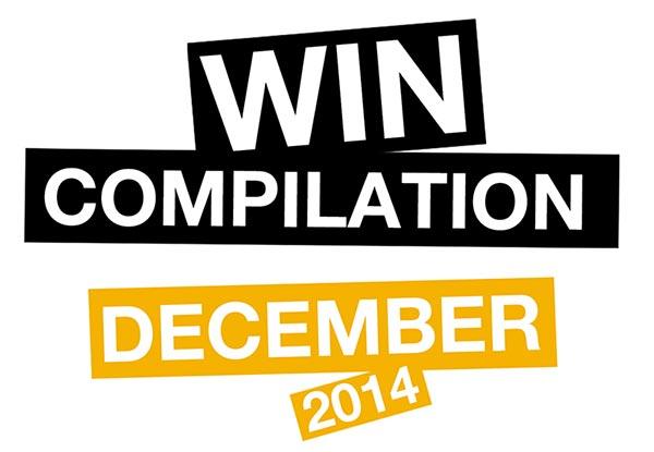 Win-Compilation im Dezember 2014