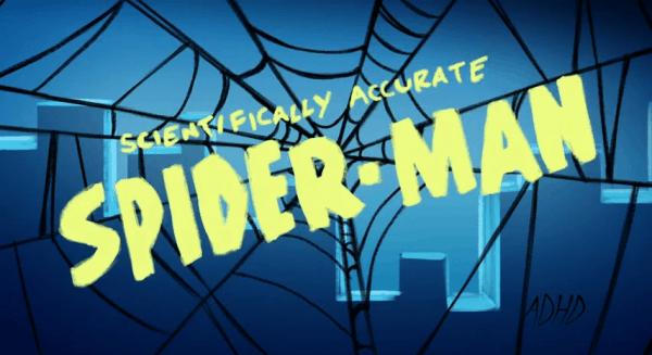 Die Wahrheit über Spiderman | Was gelernt | Was is hier eigentlich los? | wihel.de
