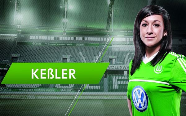 Ein kleiner Tribute zur Weltfussballerin 2014 - Nadine Keßler