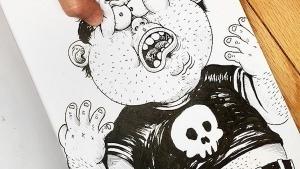 Gequälte Cartoons von Alex Solis | Design/Kunst | Was is hier eigentlich los? | wihel.de