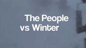 Menschen und der Kampf gegen den Winter | Lustiges | Was is hier eigentlich los? | wihel.de