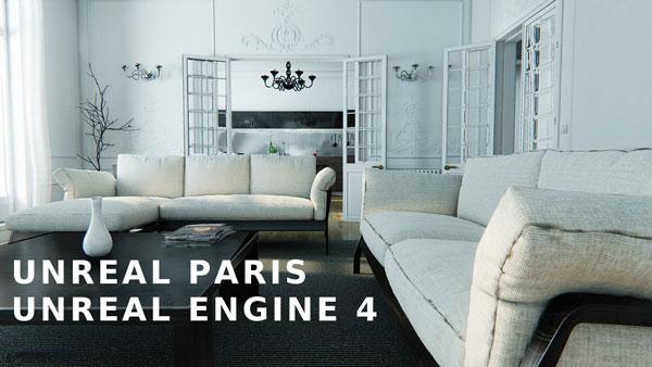 Nur eine Wohnung in Paris - Digital