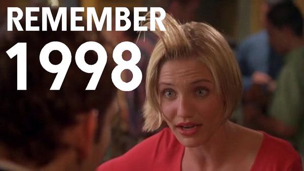 Remember 1998 - Endlich wieder ein Jahresrückblick | Awesome | Was is hier eigentlich los?