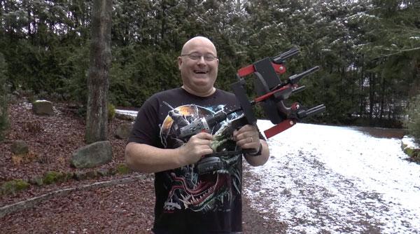 Revolverception von Jörg Sprave | Gadgets | Was is hier eigentlich los? | wihel.de