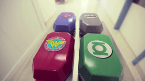 Superman, Batman und Co. bekämpfen Krebs | Awesome | Was is hier eigentlich los? | wihel.de