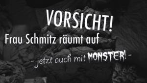 Teaser: Frau Schmitz räumt auf | Design/Kunst | Was is hier eigentlich los? | wihel.de