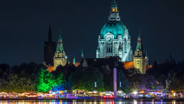 Timelapse: Hannover | Timelapse | Was is hier eigentlich los?