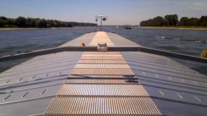 Timelapse: Mit dem Binnenschiff über den Rhein | Timelapse | Was is hier eigentlich los? | wihel.de