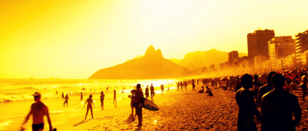 Timelapse: Time of Rio